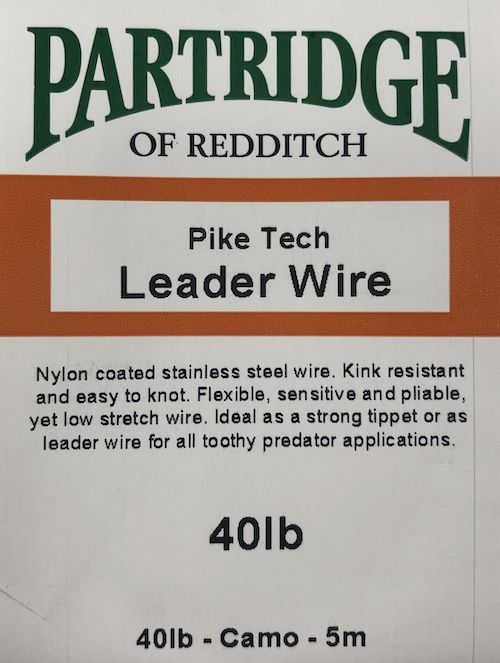 Partridge Crochets CS45-Absolute Predator Fly Hook-Pack de 10
